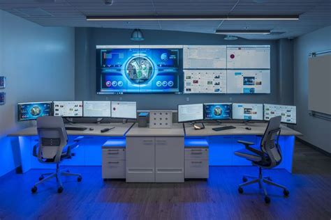 IT Help, Inc's Security Operations Center (SOC) is an