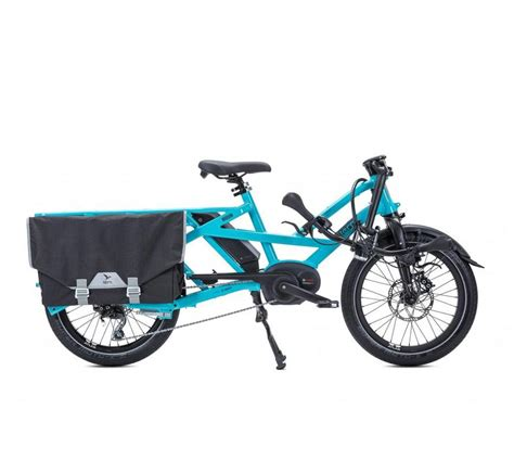 Tern GSD S10 Electric Cargo Bike - Clever Cycles