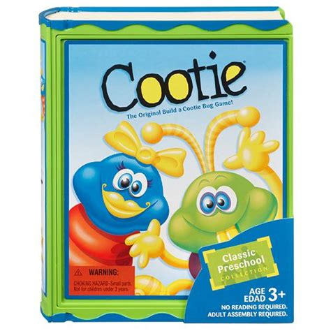 Cootie Game by Hasbro