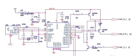 FT232RL USB to serial converter with BS2p40 — Parallax Forums