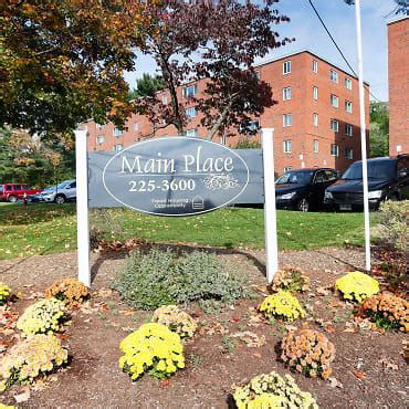 Main Place Apartments - New Britain, CT 06053