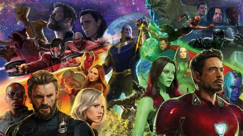 Before Avengers: Infinity War, a Recap of the Marvel