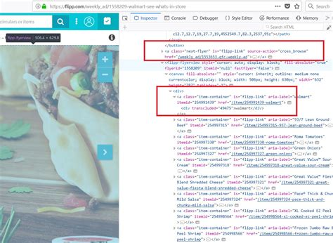 Python + Selenium firefox webdriver - pulling out images