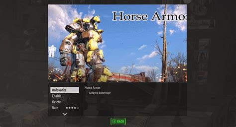 Fallout 4 finally gets full modding support (and horse