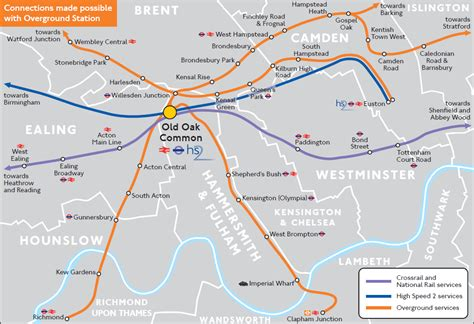 Have your say on a proposed London Overground station at