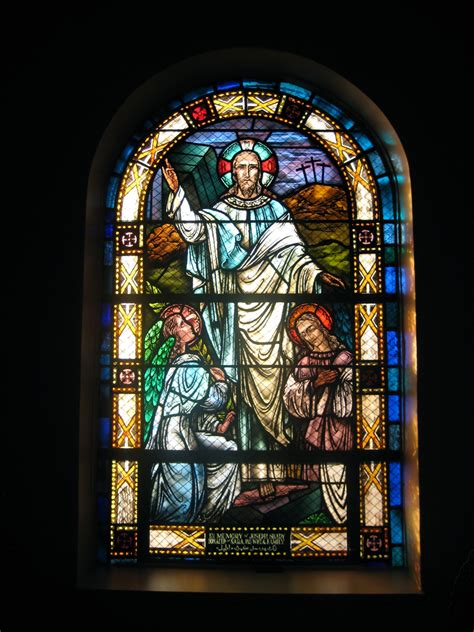 Stained Glass Windows | St