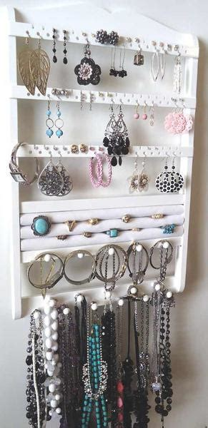 Jewelry Organizer Ring Holder White – Jewelry Holders For You