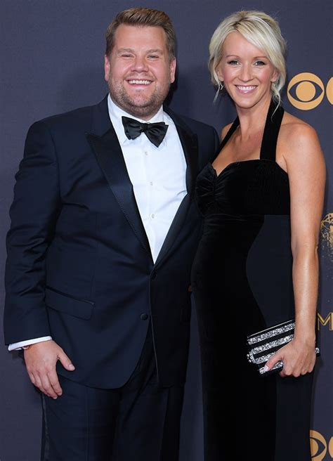 James Corden And Wife Julia Carey Reveal Sex Of Their