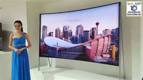 """The 98"""" Samsung 8K SUHD TV Quick Look - YouTube"""