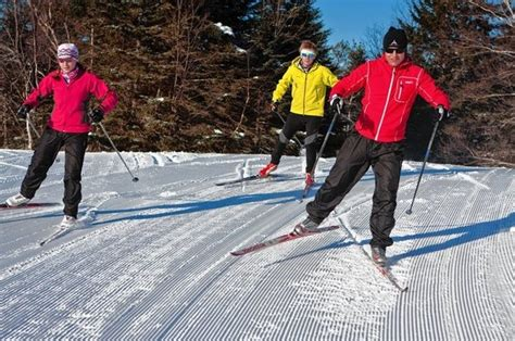 7 places to go cross-country skiing in the Adirondacks