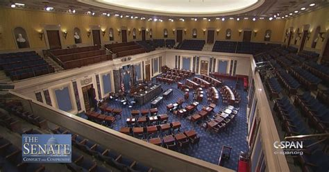 The Senate: Conflict and Compromise   C-SPAN