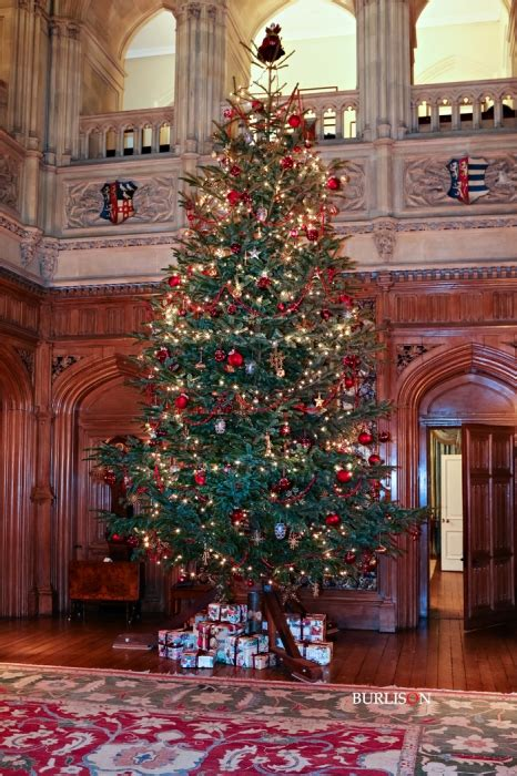 Christmas Events at Highclere Castle