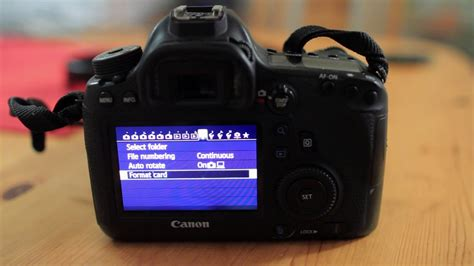 Canon shutter count with Magic Lantern - YouTube