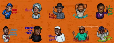 Best Emoji Ever - Download the Naija Emoji on your Android