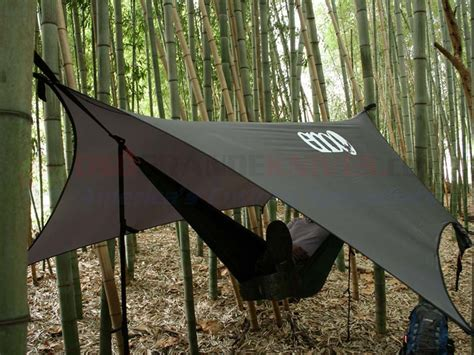 Eagles Nest Outfitters ENO Profly Rain Tarp, Olive
