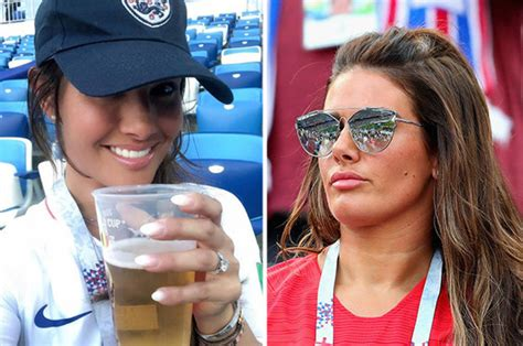 Rebekah Vardy responds to Russia trolls who called England