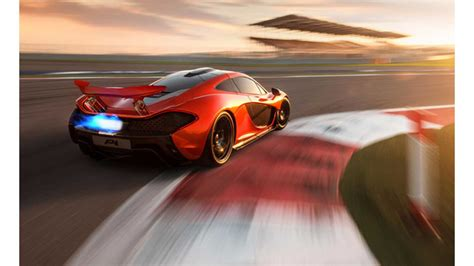 The McLaren P1 Plug-In Hybrid's Electric System Functions
