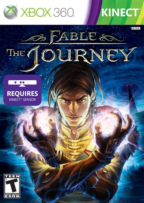 Fable: The Journey (2012) Xbox 360 credits - MobyGames