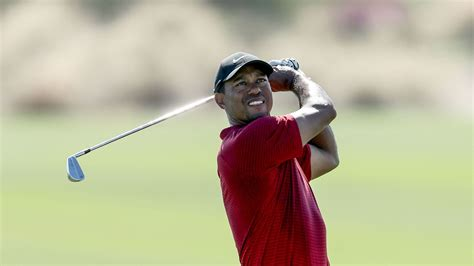 Tiger Woods still enjoying the thrill of competition after