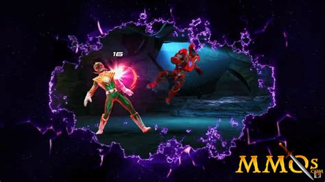 Power Rangers Legacy Wars Game Review - MMOs