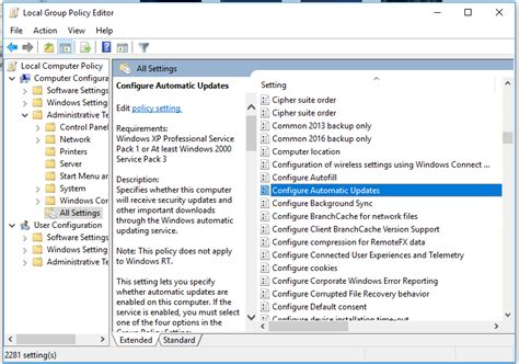 How to Disable Automatic Updates in Windows 10 | Kenyayote