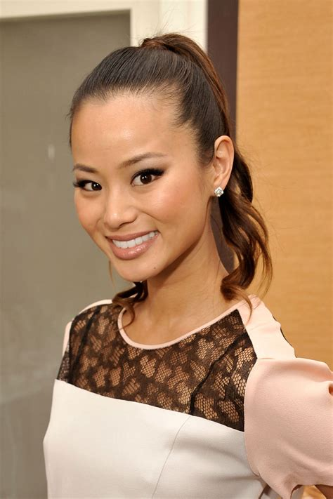 JAMIE CHUNG at Get Glam A Fashion Week Lounge Event