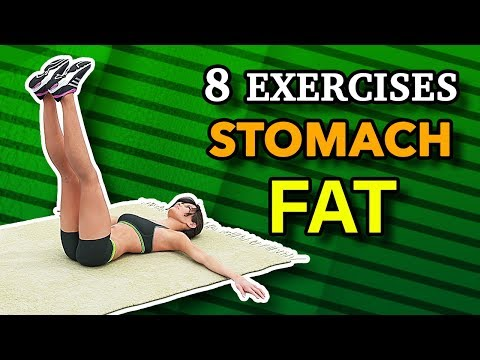 How to Quickly Lose Belly Fat Without Doing Crunches