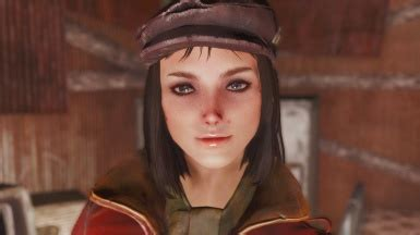 My Piper and Curie and Cait at Fallout 4 Nexus - Mods and
