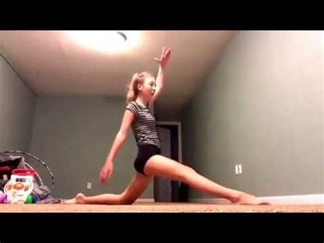 13 Year Old Girl Dancing to Get Ready By Mattie Faith