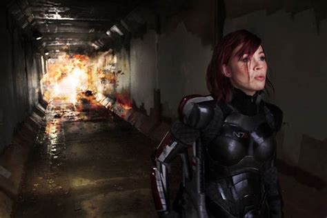 This Mass Effect Femshep Cosplay Is Ridiculously Good