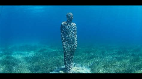 Jason deCaires Taylor, From the water we drink - YouTube