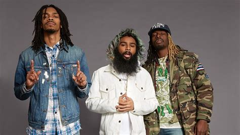 Some like it hot — Flatbush Zombies will deliver hellish