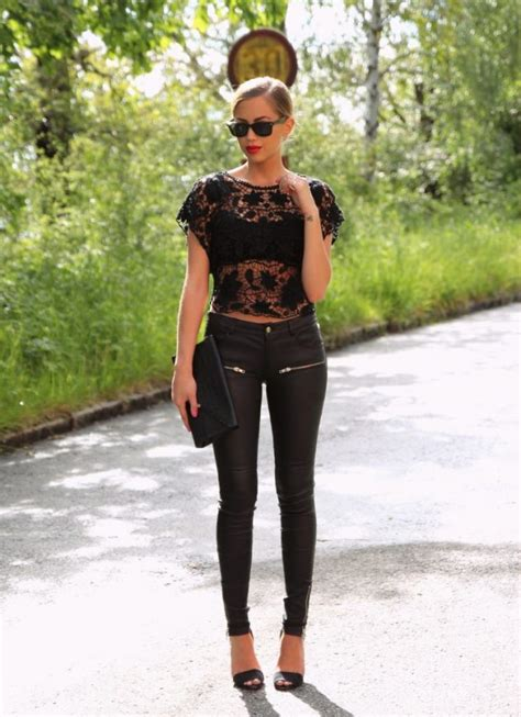 The Best Tips On How To Wear All Black In Summer
