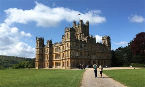 Exploring Highclere Castle - the Real Downton Abbey