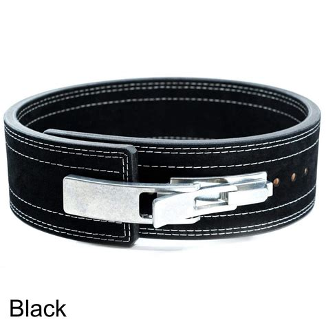 Inzer Forever 13mm Lever Belt — Inner Strength Products