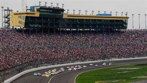 Nascar Community Page with Updates on Races and Rankings