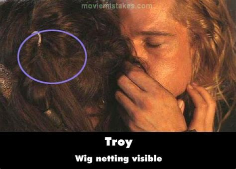 Troy (2004) movie mistake picture (ID 60854)
