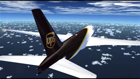 UPS Boeing 777-200 Freighter for FSX