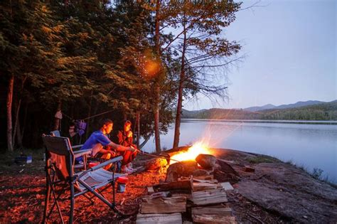 Best places to go camping in the Adirondacks
