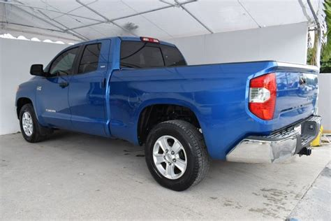 2016 Used Toyota Tundra SR5 4 DOOR EXTENDED CAB PICKUP at