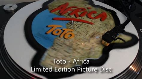Toto - Africa (RSD 2017 Picture Disc) - YouTube