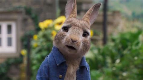 Peter Rabbit 2 brought forward again in release schedules