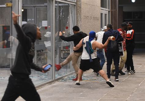 Violence, looting in Upstate NY: Protests turn ugly in