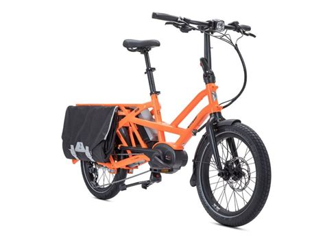 Tern GSD S10 900wh Electric Bike - Mission Electric