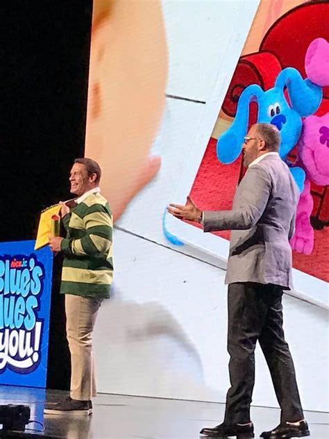 """TRAFON on Twitter: """"So the Blues Clues Reboot will be"""