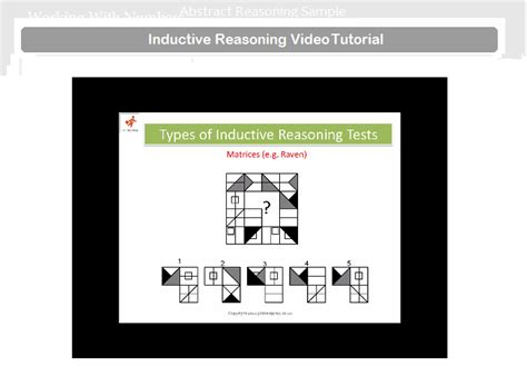 Logical Reasoning Test Practice & Example Questions
