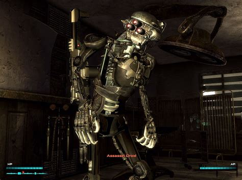 Assassin Droid at Fallout New Vegas - mods and community