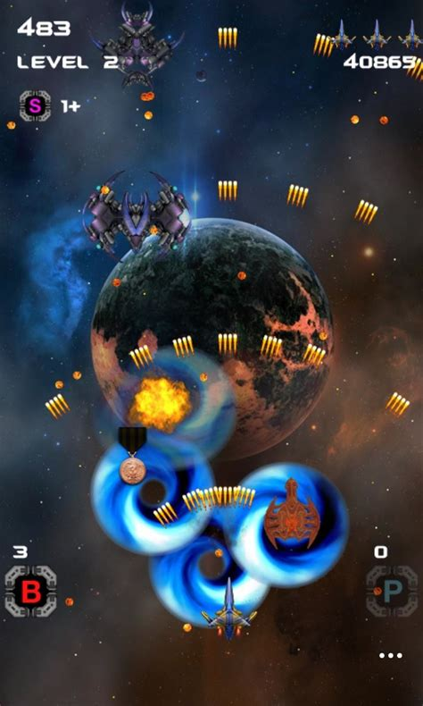 Space Shooter X – Games for Windows Phone 2018 – Free