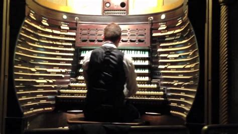 AC's Pipe Organ At Miss America - YouTube