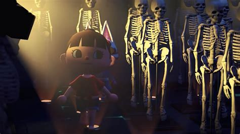 Check out this Animal Crossing: New Horizons horror movie